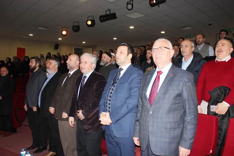 Merhum Erbakan Hoca, Beykoz'da anıldı