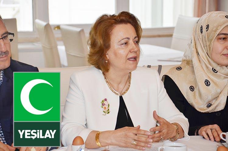 Beykoz'da Yeşilay Haftası yoğun geçecek