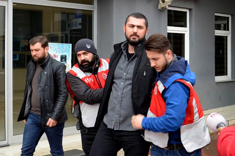 Çerkez Cengiz Beykoz'da meydan okudu