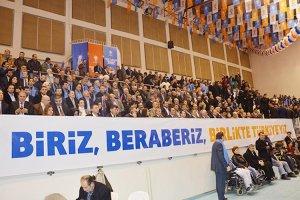AK Parti Beykoz İlçe Kongresi 15 Nisan'da yapılacak