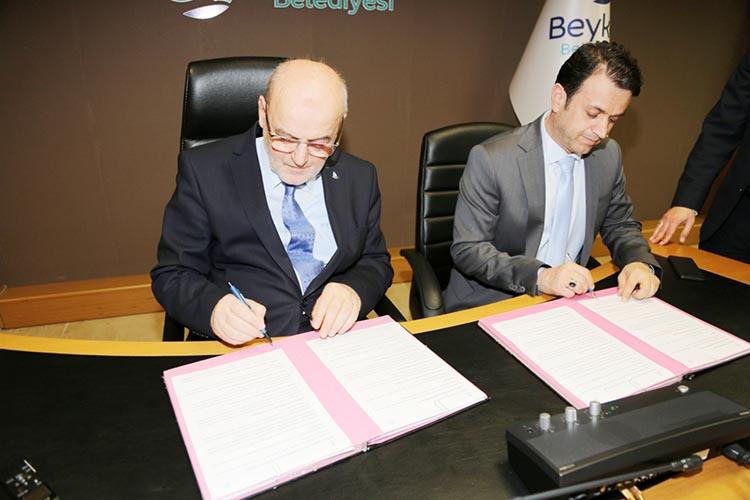 Beykoz Belediyesi'nde denge sağlandı