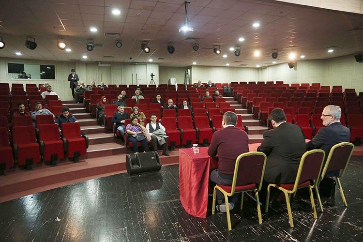 Beykoz'da bu salonlar niye bomboş?