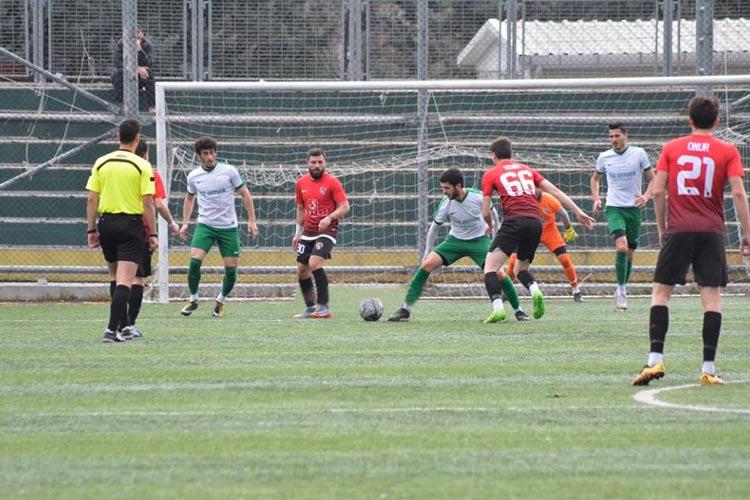 Kavacıkspor İstanbul Bafraspor'a mağlup oldu