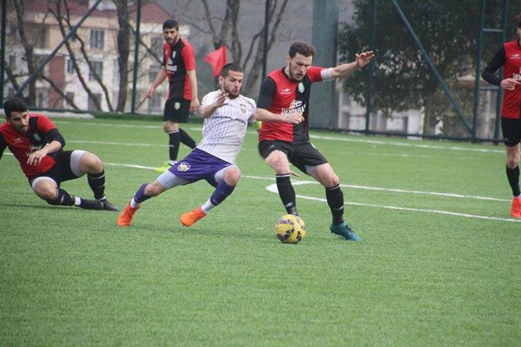 İstanbul Mesudiyespor üzgün: 0-0