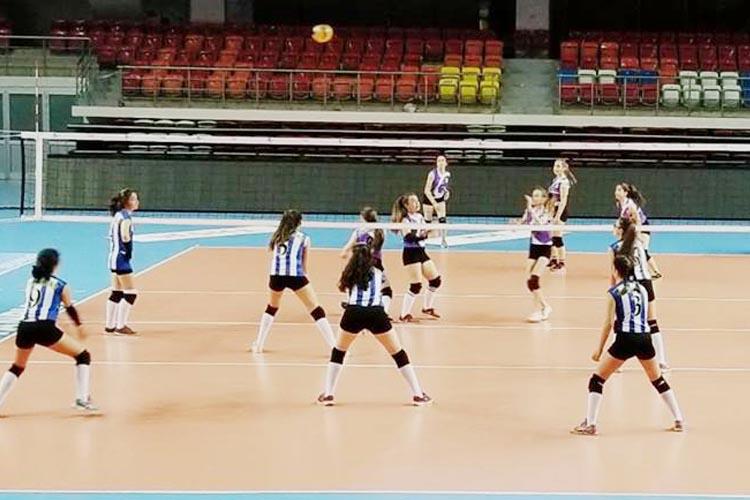 Beykoz Voleybol Kulübü final grubuna kaldı