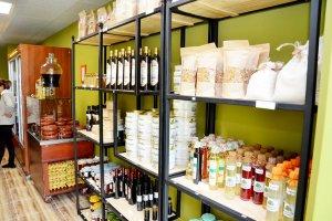 Genetiğiyle oynanmamış ürünler Beykoz'da satılıyor