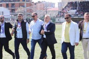 Hopa'dan Beykoz'a uzanan şampiyonluk sevinci