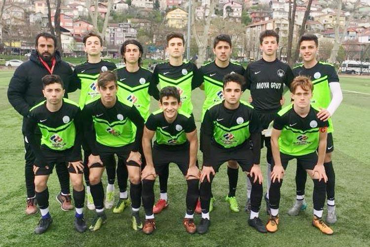 Kavacıkspor U17'de 3 golle 3 puan aldı