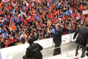 Cumhurbaşkanı Erdoğan Beykoz'da miting yapacak