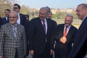 Erdoğan Beykoz'da Küçüksu Çayırı'nı inceledi