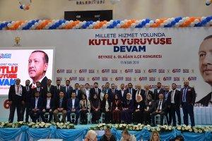 AK Parti Beykoz 6. Olağan Kongresi yapıldı