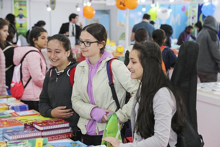 Beykoz 4. Çocuk Kitapları Fuarı açılışına yoğun ilgi