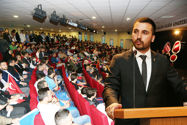 AK Parti Beykoz'da Furkan Çeliker yeniden