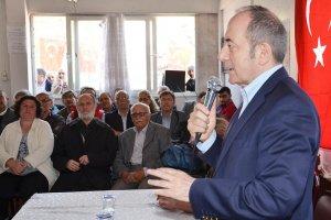 'Beykoz Belediye Başkanı gelecek dediler...'