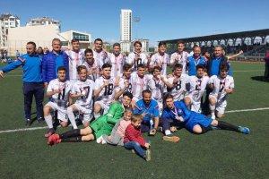 Beykoz Futbol Lisesi şampiyon oldu