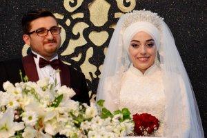 AK Parti gençliğinde düğün heyecanı