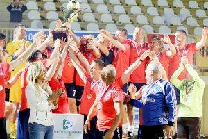 Veteranlar Ligi'nde Göllü şampiyon, Beykoz 3. oldu