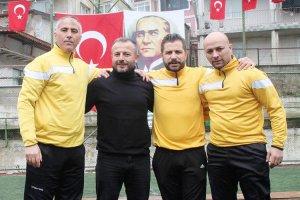 İstanbul amatörlerinin kralı Gümüşsuyuspor