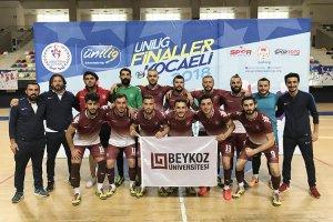 Beykoz Üniversitesi futsal şampiyonu