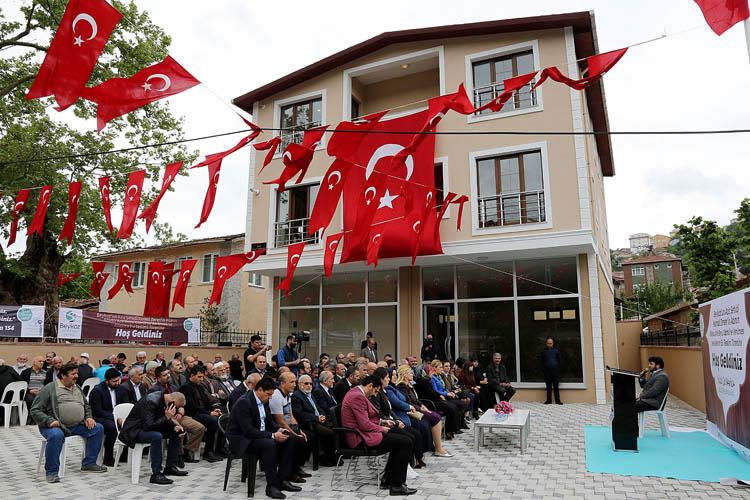Beykoz Belediyesi'nden, Şehit Zeren'in ailesine ev