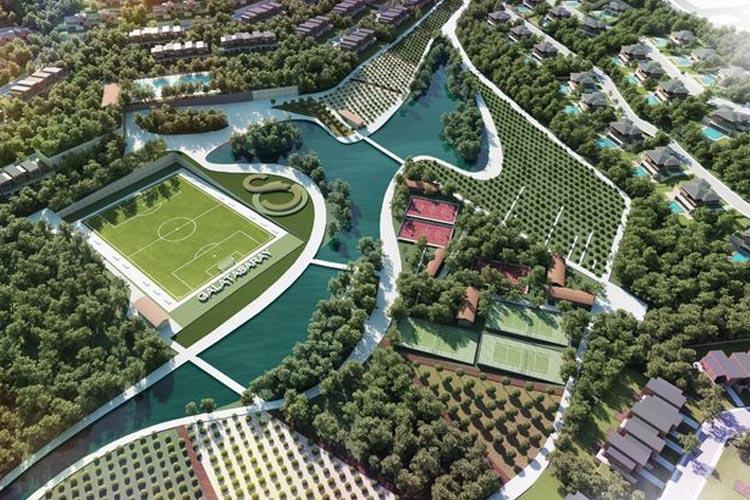 Beykoz Riva'da Galatasaray inşaatı bu ay başlıyor!