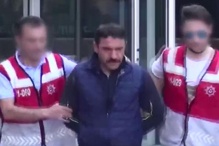 Türkiye'de gündeme oturmuştu... Tutuklandı
