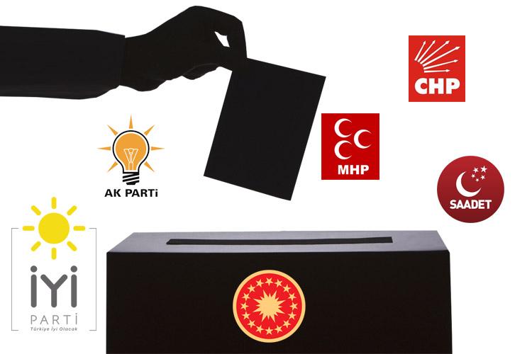 Beykoz halkı 24 Haziran 2018'de kimlere oy verecek?