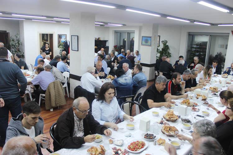 Doğu Karadenizliler'in iftar geleneği sürüyor