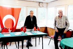 Kanlıca'da Ali Esat Yaşar yeniden başkan seçildi
