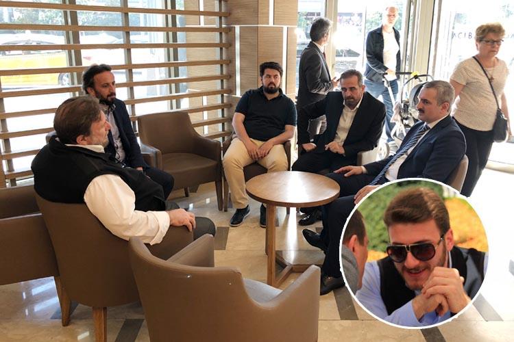 AK Parti Beykoz'da beklenmedik kaza