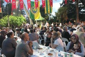 Anadoluhisarı'nda spor kulübü iftarı