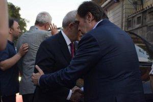 Kemal Kılıçdaroğlu taziye için Kanlıca'ya geldi