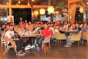 Kavacıkspor Doğal Dükkan'da iftar yaptı