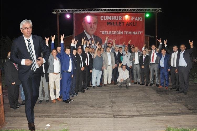 Birol Gür: 'Adayımız Recep Tayyip Erdoğan'
