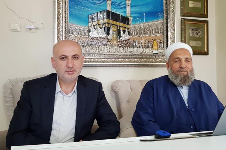 Milli Görüşçü Mehmet Talu'dan AK Parti'ye destek