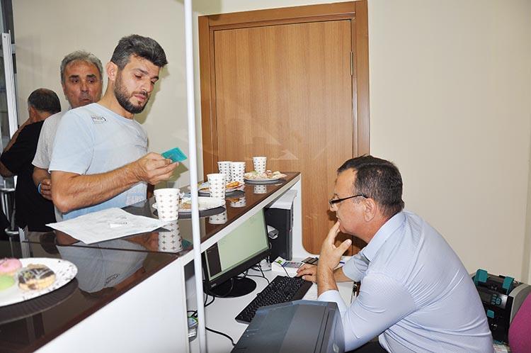 Beykoz Vergi Dairesi Tahsilat Veznesi açıldı