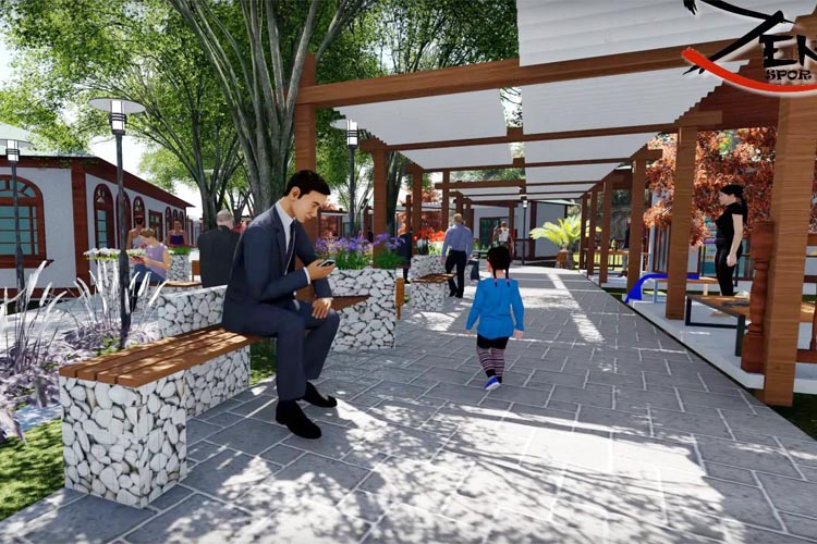 Beykoz Belediyesi, Görele'de köy pazarı kuruyor