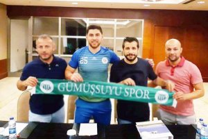 Gümüşsuyuspor Galatasaray'li Gökhan Kuzay'ı aldı