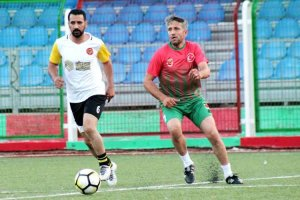 Beykoz Masterler'in 8 gollü maçı