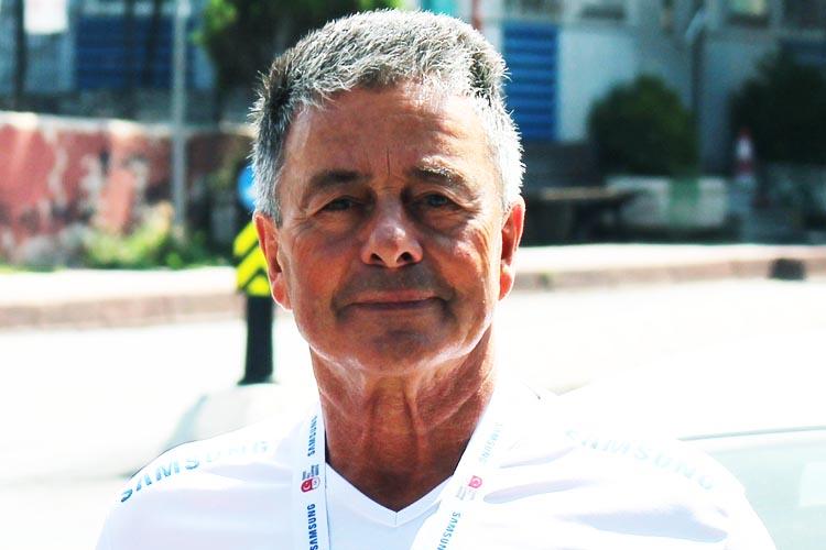 Beykoz'un yüzme şampiyonu Cevat Ofluoğlu