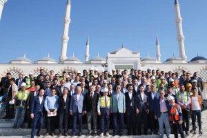 Çamlıca Camii'nin güvenliğini kim sağlıyor?