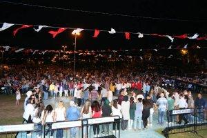Beykoz Çayırı'nda Giresun ve Gümüşhane gecesi