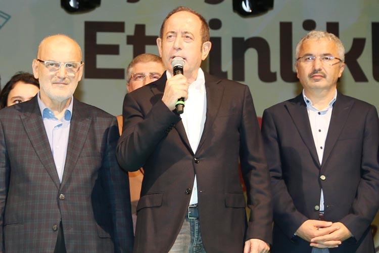 Erdoğan'dan, Hamza Çebi'ye Beykoz teşekkürü