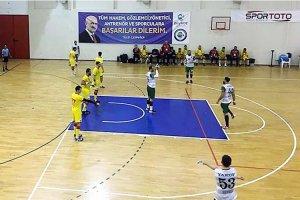 Beykoz'da 1. Recep Şahin Köktürk Hentbol Turnuvası
