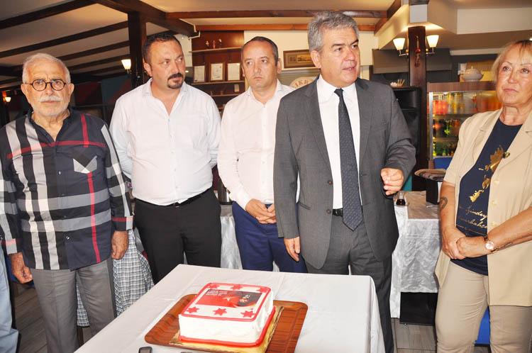 ADD Genel Başkanı Beykoz'da konuştu