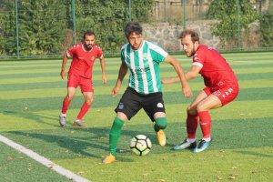 Kavacıkspor Yeniköy ile kendini sınadı: 1 - 1