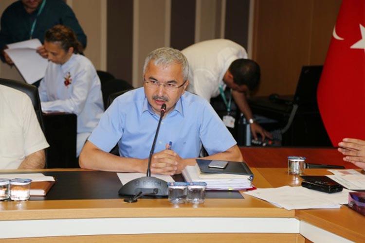 Beykoz'a müjdeyi Salim Öztürk verdi