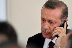 Başkan Erdoğan'dan Çelikbilek'e telefon