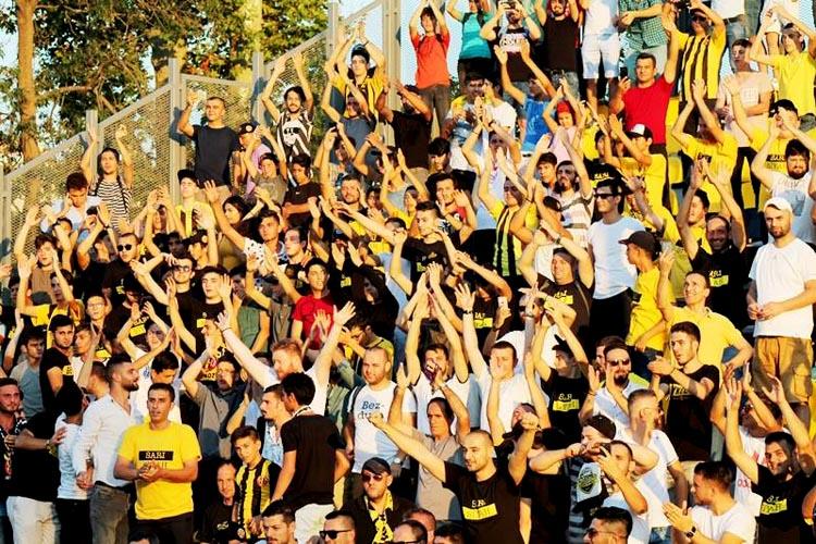 Beykoz Stadı'nın bitmesi dört gözle bekleniyor