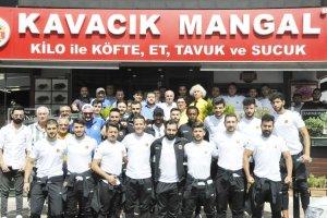 TÜGVA'dan Beykozspor'a destek